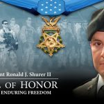 Medal Of Honor For Former Staff Sgt. Ronald J. Shurer II