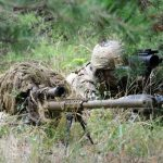 Army Testing More Effective Ghillie Suits