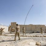 By Living on Afghan Base, Army Advisors Aim to Better Enable Partners