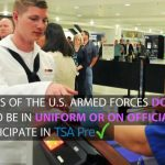 TSA Precheck Open to Military, DoD Civilians