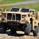 Marine Corps Replacing Humvees With New JLTV