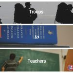 Troops to Teachers – Helping Recently Transitioned Service Members