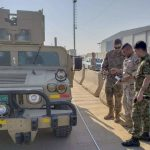 Iraqi Military Trains to Integrate Forces