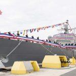 Navy Commissions USS Wichita