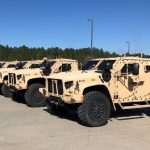 Army's Newest Vehicle Delivered to Soldiers at Fort Stewart