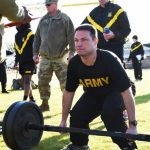 Army May Use Nutritionists, Sports Trainers to Boost Readiness