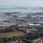 Team Offutt Battling Flood Waters
