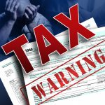 Tax Prep Warning