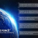DoD Sends Space Force Legislation to Congress