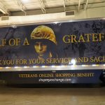 Exchange Thanks Vietnam Veterans with Truck Design