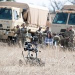 Fort Hood Soldiers Put The Army's Latest Robot to The Test