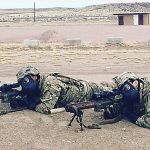 Army Snipers Field Test a More Accurate Rifle