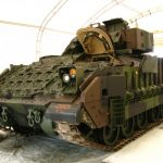New Combat Vehicle Coating to Increase Soldier Survivability