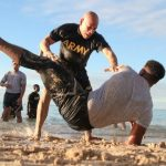 Hand-to-Hand Combat Course Offers New Skills For Soldiers