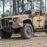 Soldiers Learn Cutting-edge Features on First Shipment of JLTVs