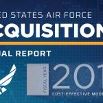 Air Force Releases 2018 Acquisition Report