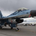New F-16 Ghost Paint Scheme Brings Unique Look to 64th AGRS