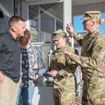 Housing Executives, Army Leaders Discuss Plan of Action