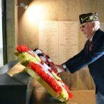 VFW Remembers Fallen at Yokohama War Cemetery
