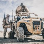 Marine Corps at the Forefront for Ground-Based Lasers