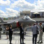 DoD Participates at Paris Air Show