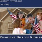 DoD Wants Resident Input on Housing Bill of Rights