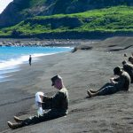 Okinawa Marines and Sailors Visit Iwo Jima