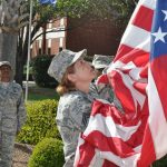 "Displaying ""Old Glory"" With Honor"