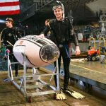 DoD Fosters STEM Learning Through Submarine Races