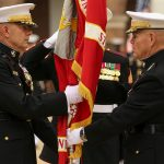 Berger Takes Helm as Marine Corps Commandant