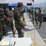 Guard Deployed to Help After California Rocked by Quakes