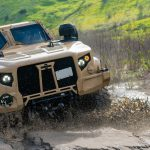 The Corps' JLTV achieves Initial Operational Capability
