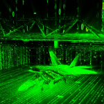 Air Force Uses Digital Hangar to Test Aircraft