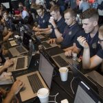 'Hack the Machine 2019' Sees Big Participation by Warfare Centers