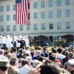 Trump, Esper Honor Victims of 9/11