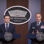 Pentagon Officials Discuss Attack on Saudi Oil Facilities
