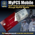 Navy Adds Electronic Travel Voucher Submittal Capability to MyPCS Mobile
