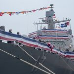 Navy Commissions Littoral Combat Ship Indianapolis