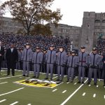 Fox NFL Sunday Ventured to West Point for Veterans Day Salute