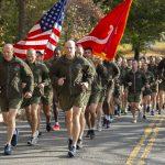 Marine Corps Birthday Run Begins Week of Celebrations