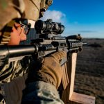 Soldiers Take a Shot at Army's New Marksmanship Qualification