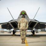F-22 Demo Team Heads to Singapore to Kick Off 2020 Season
