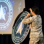 2400 Airmen to Transfer Into Space Force