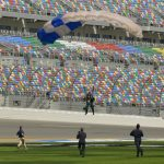 Air Force Makes Special Delivery at Daytona 500