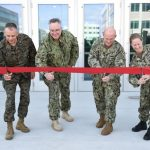 Navy Celebrates Opening of Cyber Foundry