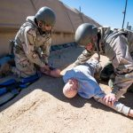 Air Force BMT Integrates Tactical Combat Casualty Care Course for All Airmen