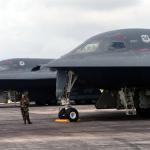 U.S. Air Force B-2s Return to Europe