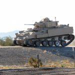 Advanced Running Gear Tested at U.S. Army Yuma Proving Ground