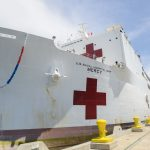 Hospital Ships, Other DoD Assets Prepare for Coronavirus Response