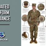 Air Guard Members Issued New OCP Camouflage Uniforms